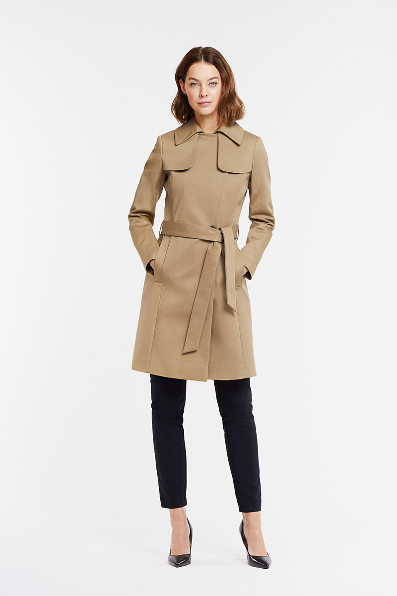 Avery Jacket Camel